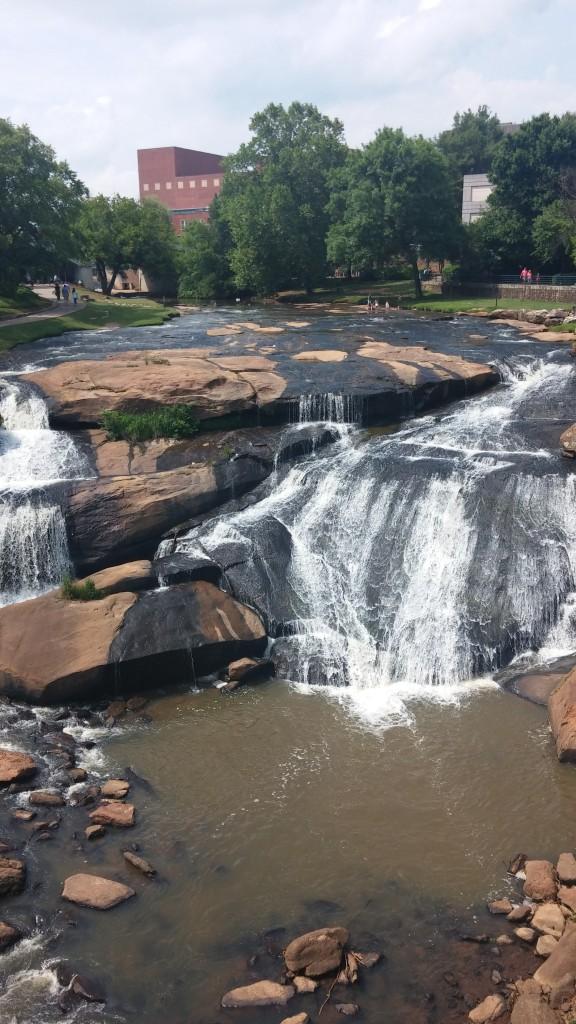Falls Park - Greenville, SC