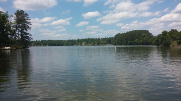 Hidden Lake, Lake Greenwood, SC