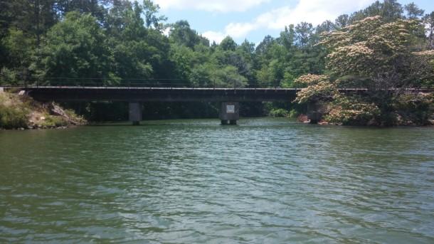 Hidden Lake Trestle