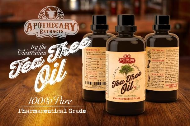 Apothecary Extracts Tea Tree Oil
