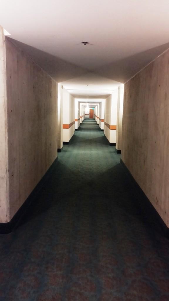 Cliff Lodge Hallway