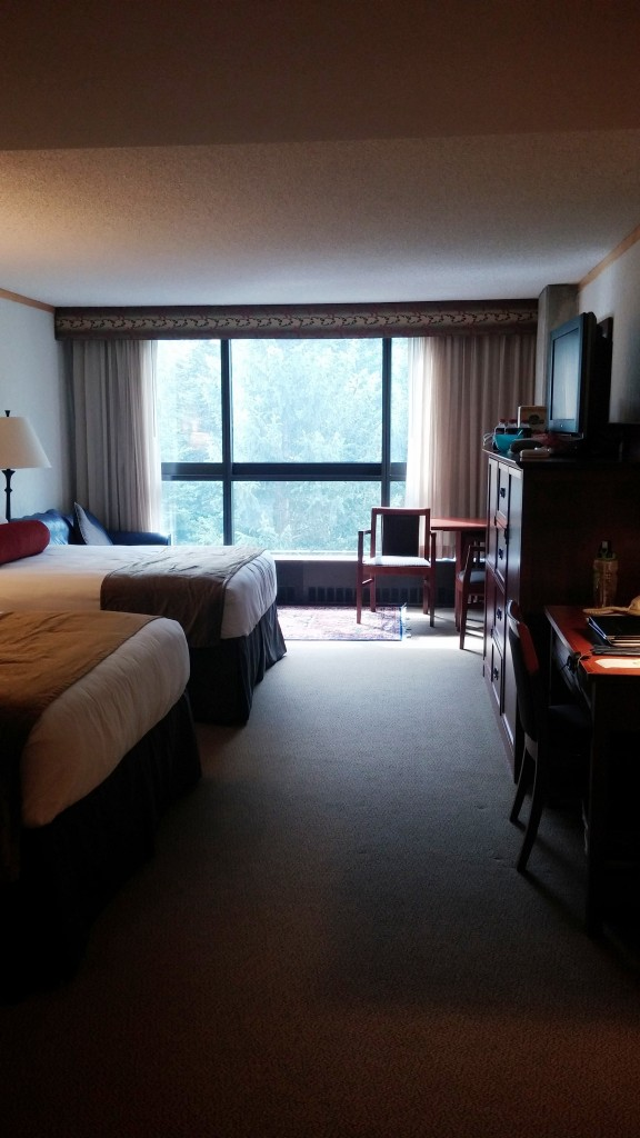 Cliff Lodge Room 2