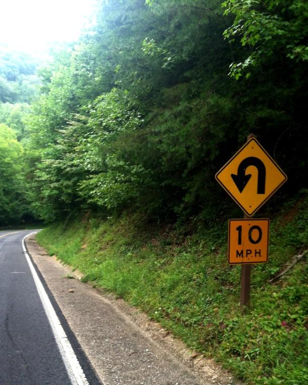 Road to Bandy Creek