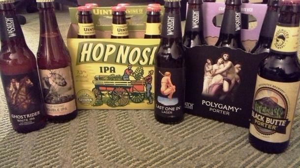 Utah Beer Haul