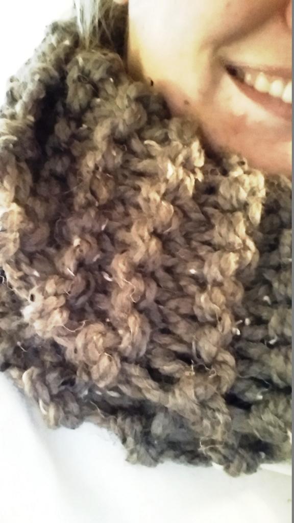 Closeup Outlander Cowl