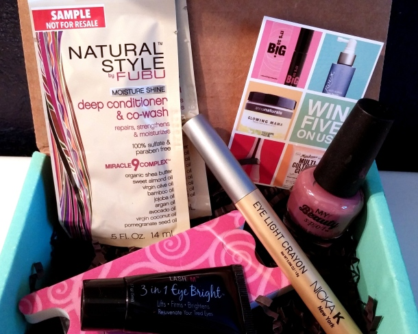 October Beauty Box 5