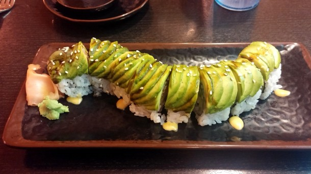 Umami - Great Falls - Caterpiller Roll