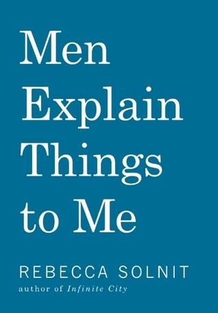 men expain things