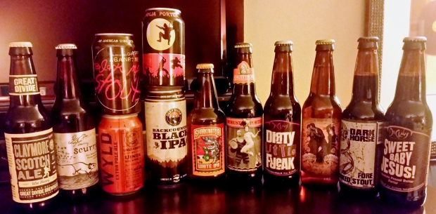 Asheville Beer Haul