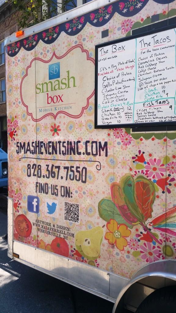 Smash Box Mobile Kitchen