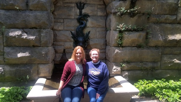 Biltmore with Mom