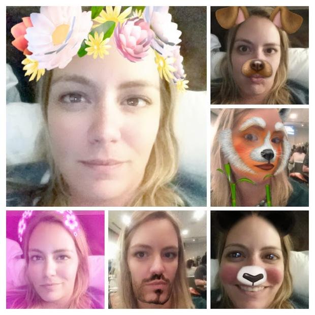 CaseySnapchatCollage