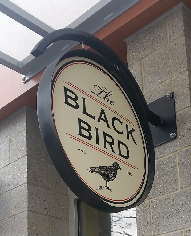 The Blackbird, Downtown Asheville