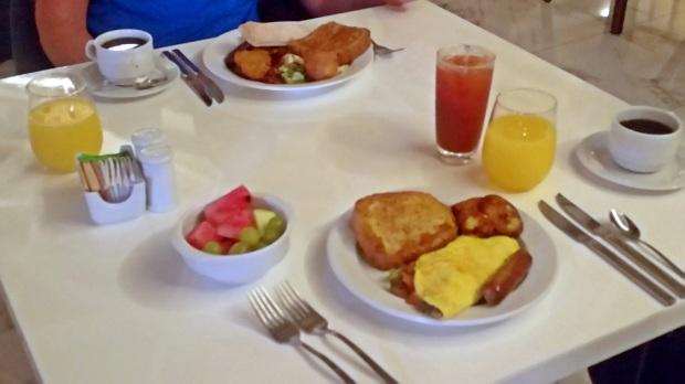 Breakfast, Gourmet Marche Breakfast Buffet, Royalton Riviera Cancun
