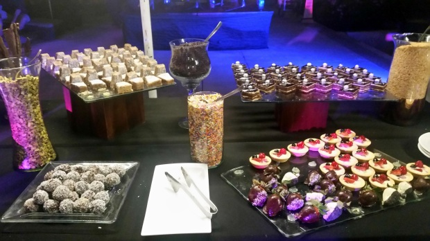 Chocolate Party, Hideaway at Royalton Riviera Cancun